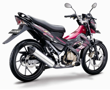 Hang moi ve Full dan ao Satria F150 de sau choa limited cho raider - 4