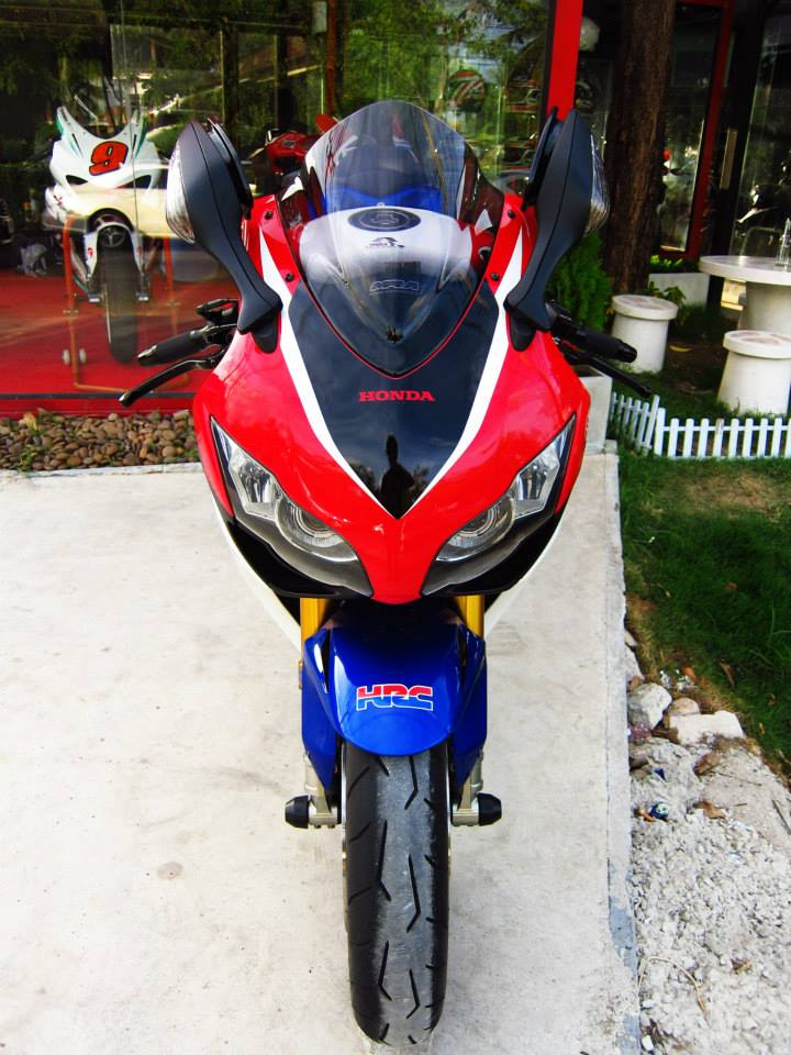 Honda CBR 1000RR HRC 2k9 mem full options - 20