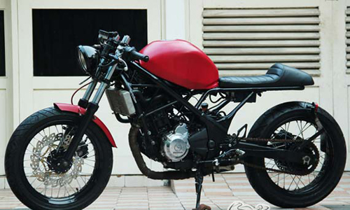 Honda CBR250R do cafe racer cuc ngau - 3