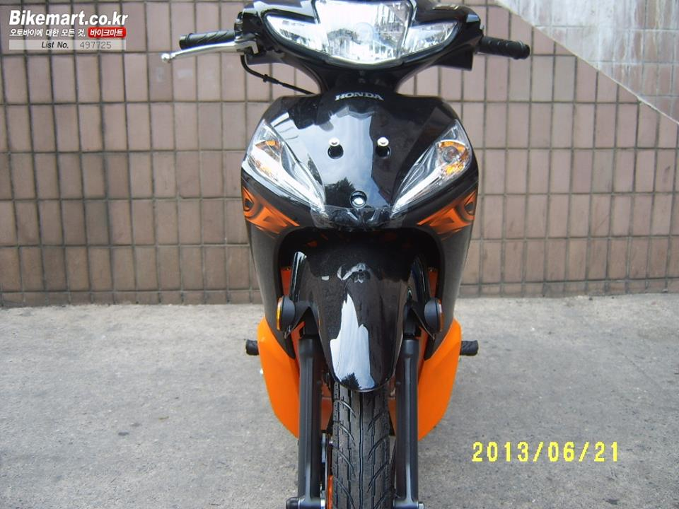 Honda Plim 110 Wave o xu so KPop - 2