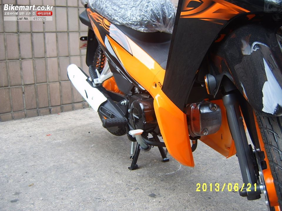 Honda Plim 110 Wave o xu so KPop - 4