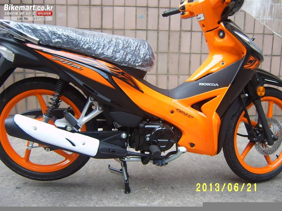 Honda Plim 110 Wave o xu so KPop - 6