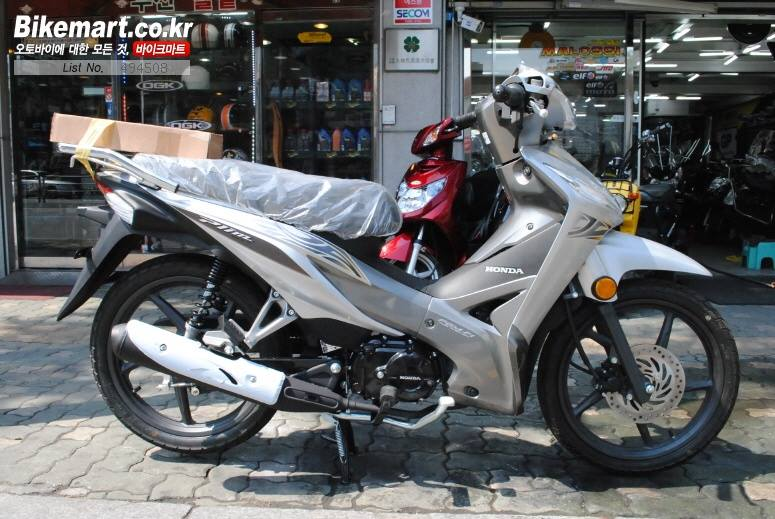 Honda Plim 110 Wave o xu so KPop - 7