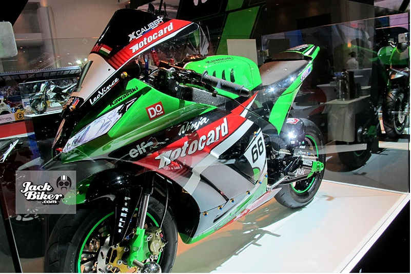 Kawasaki KSR do thanh ZX10R cuc chat - 5