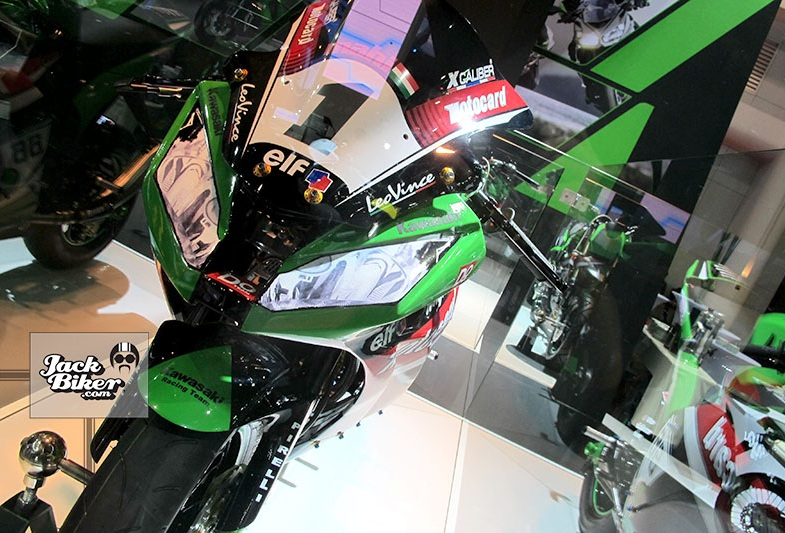 Kawasaki KSR do thanh ZX10R cuc chat - 7