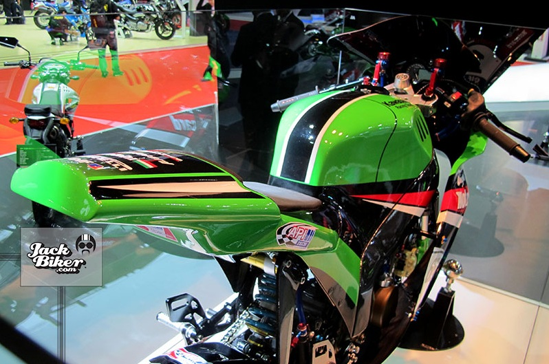 Kawasaki KSR do thanh ZX10R cuc chat - 11