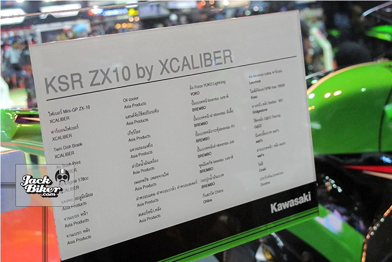Kawasaki KSR do thanh ZX10R cuc chat - 18