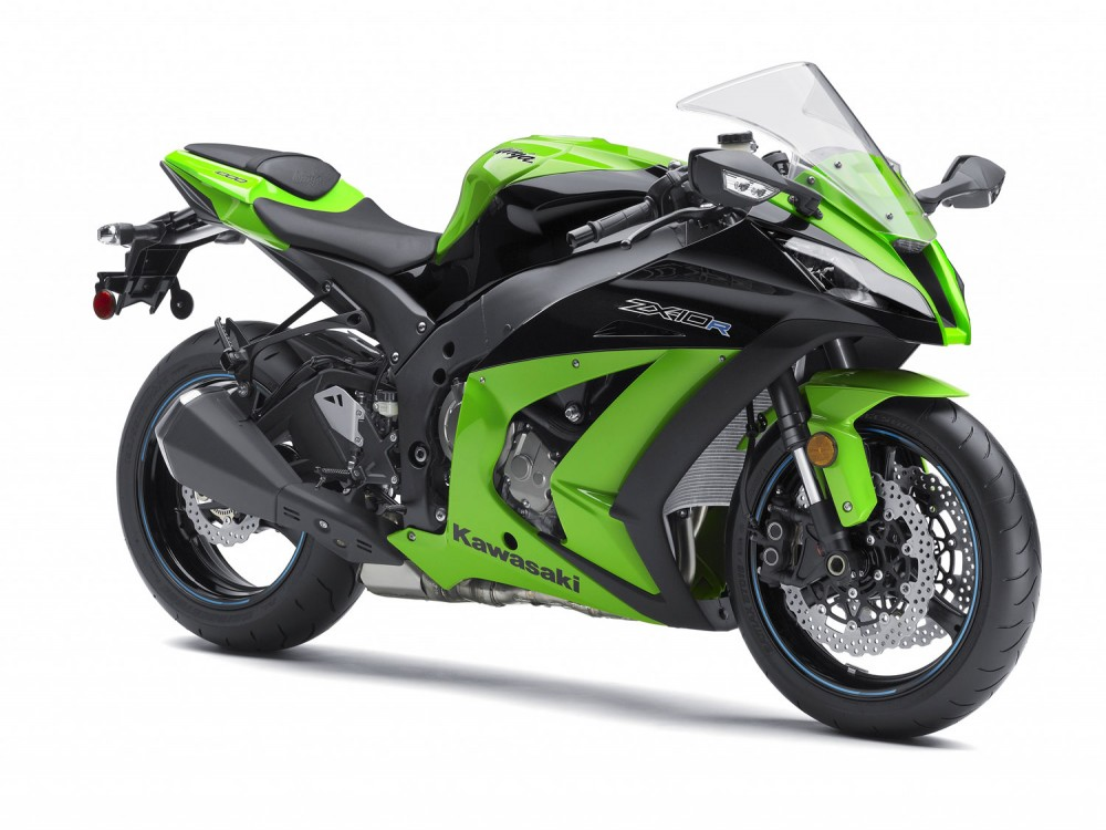 Kawasaki KSR do thanh ZX10R cuc chat