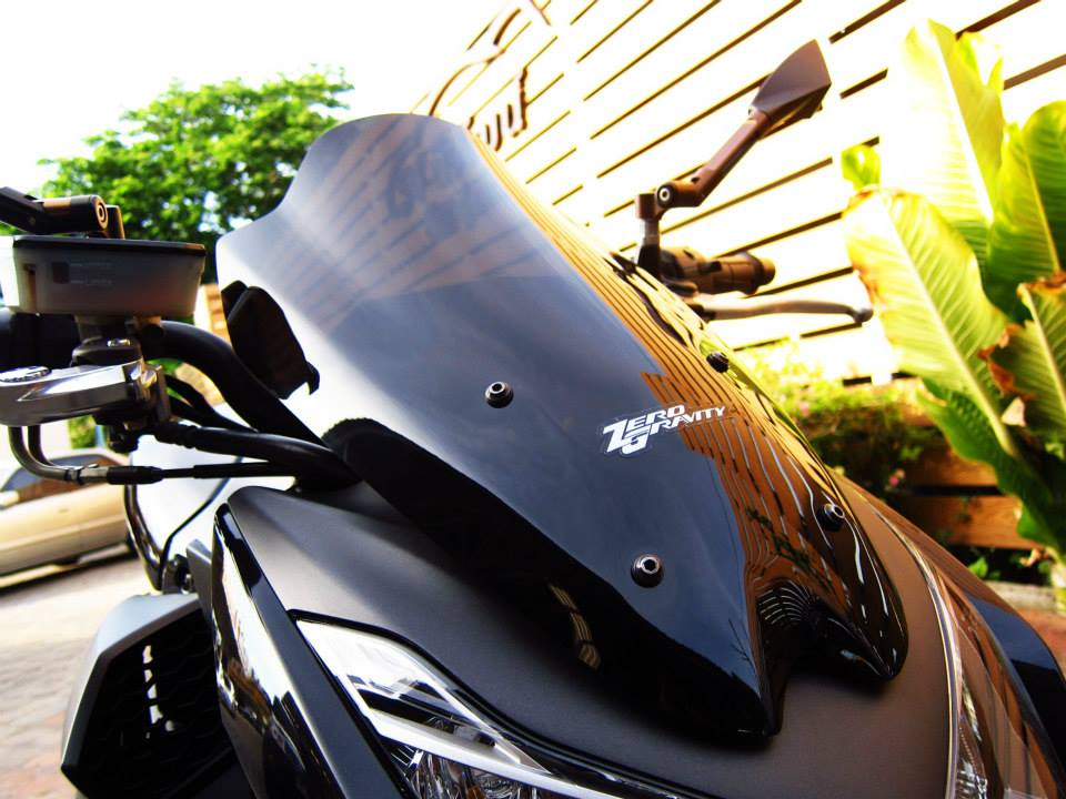 Kawasaki Z1000 black version - 4