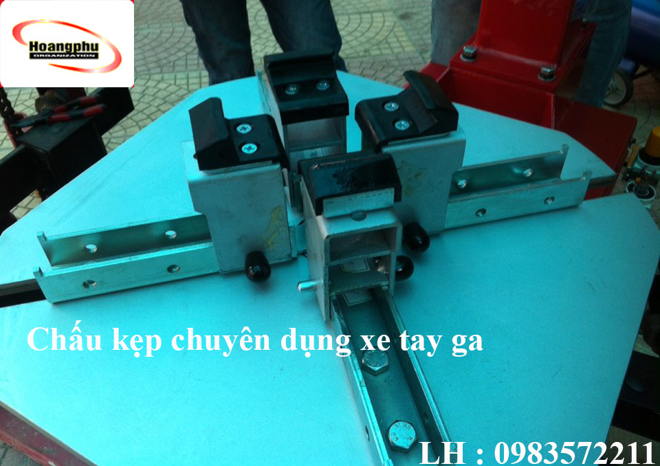 May thao lop xe tay ga M806B - 4