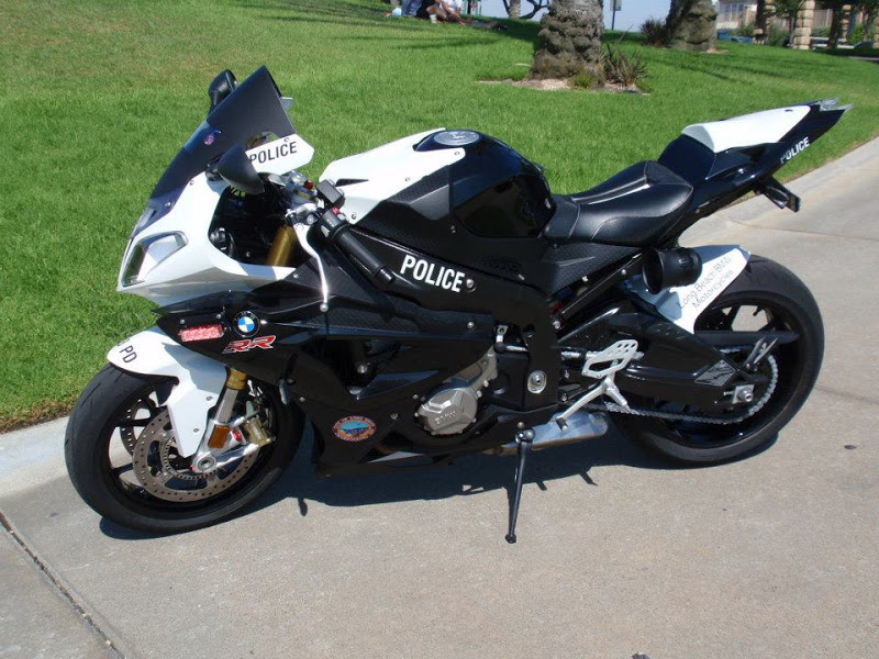 BMW S1000RR Policexe canh sat nhanh nhat the gioi - 2