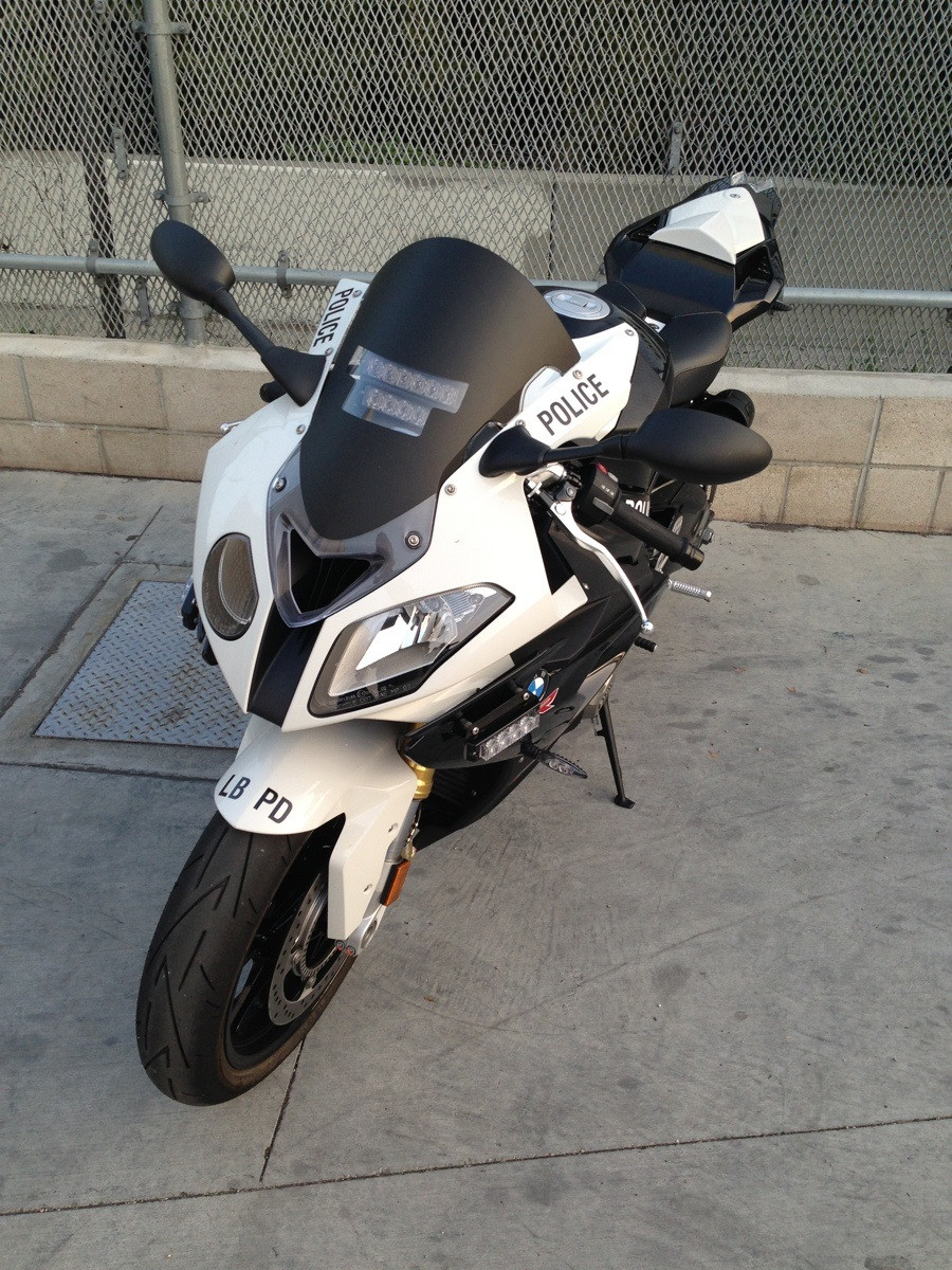 BMW S1000RR Policexe canh sat nhanh nhat the gioi - 3