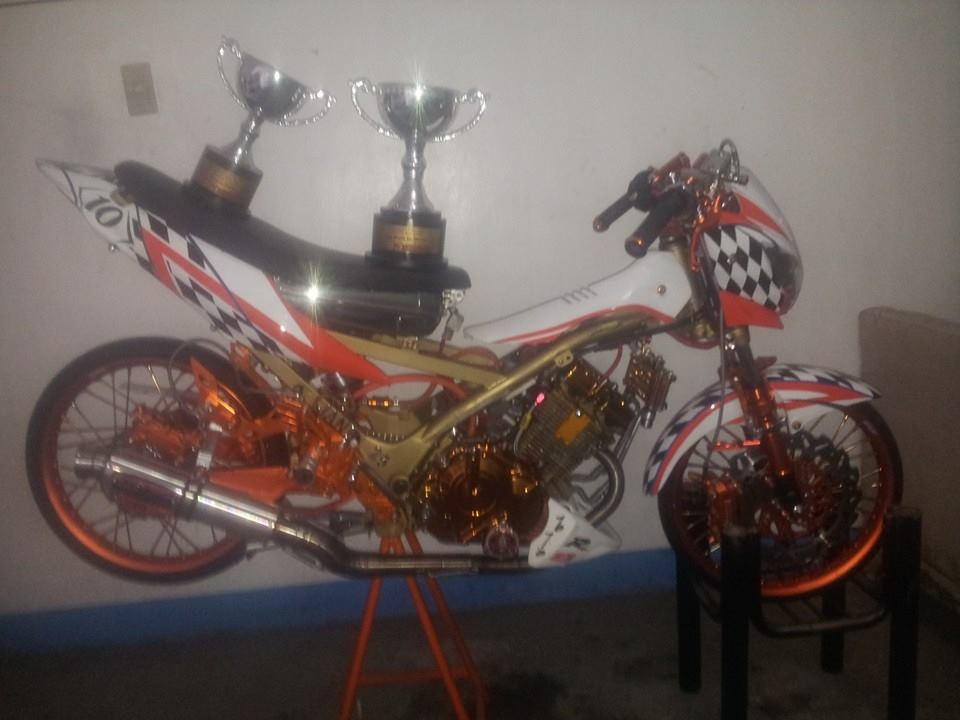 Raider 150 tem co doat cup xe dep - 4