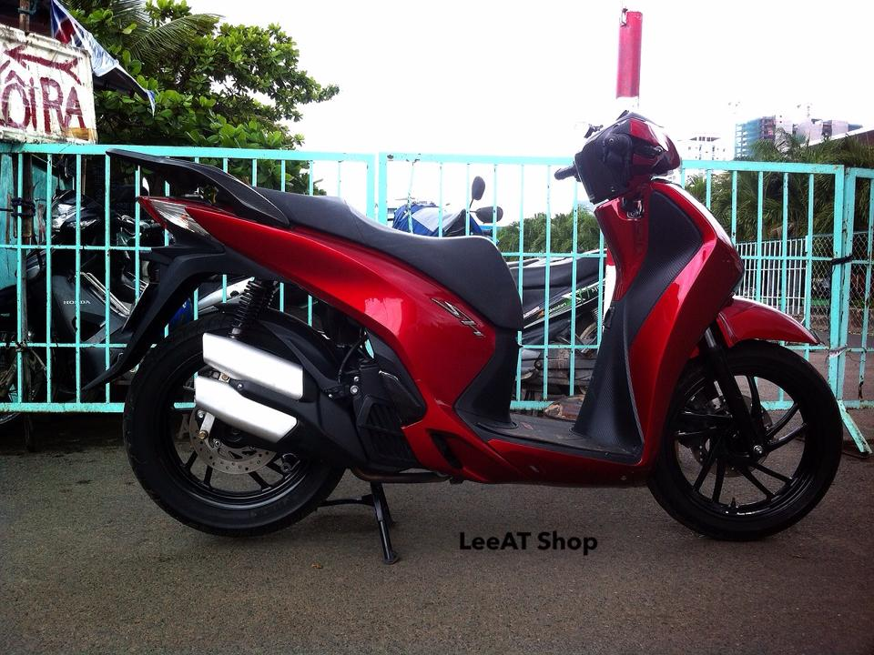 SH do po Ducati Multistrada