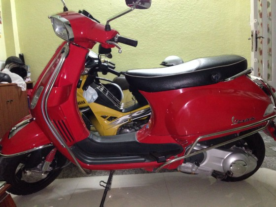 Vespa S125 ie do 2012 chinh chu