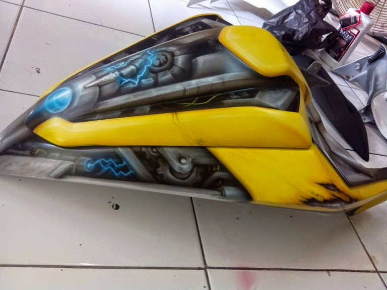 Xe Do transformers Bumblebee cuc ngau - 12