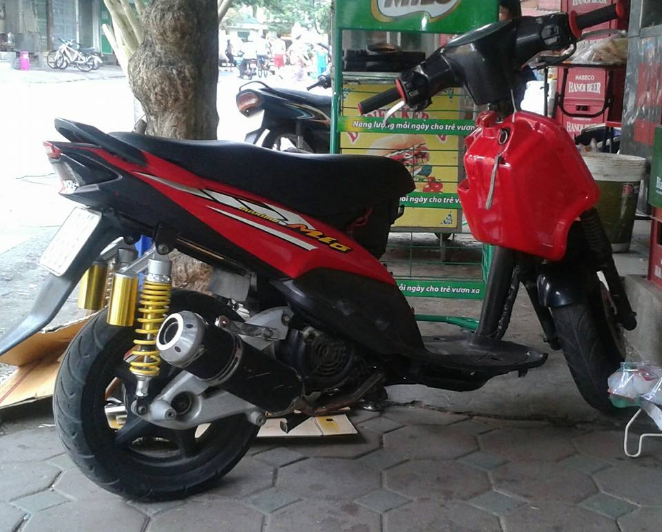 Yamaha Mio do full mau tu Thailand - 9