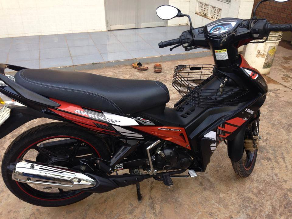 1 chiec Exciter 2010 don gian ma xinh - 6