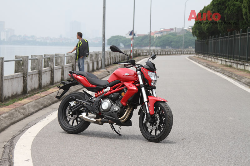 Benelli BN302 lieu co tot go hay chi tot nuoc son