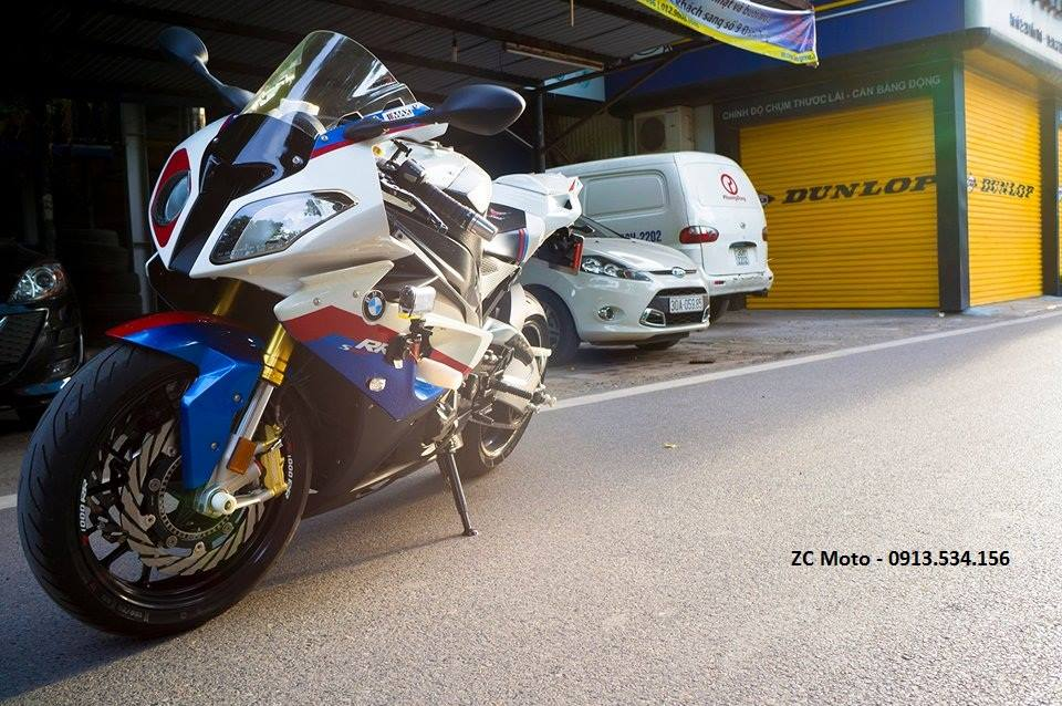 BMW S1000RR 2011 vo nhieu option o Ha Noi