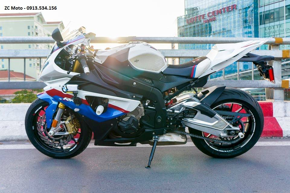 BMW S1000RR 2011 vo nhieu option o Ha Noi - 4