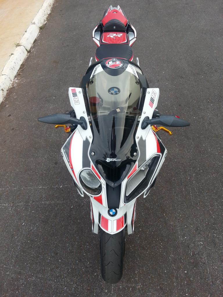 BMW S1000RR tricolor Bike of the Month 22014
