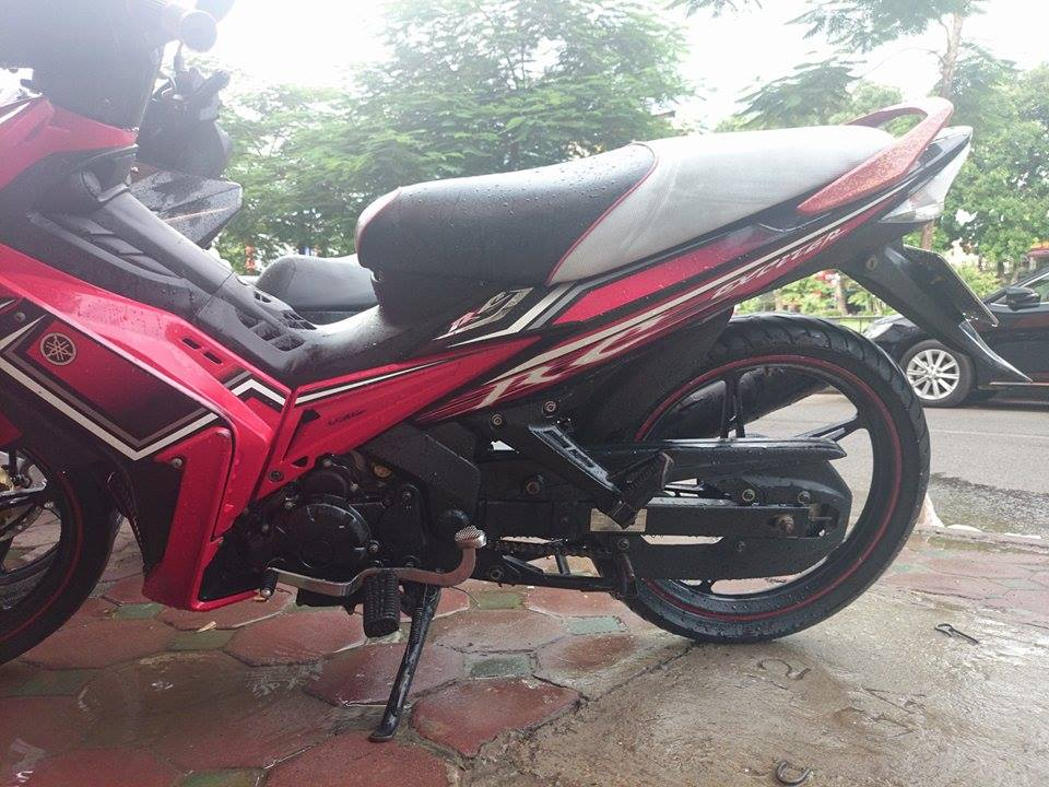 Can ban exciter RC 2012 con tay 5 so - 10