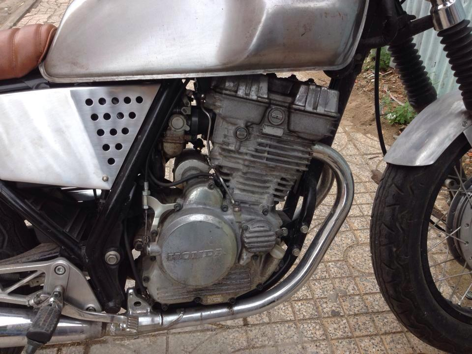 Chiec xe la Clubman date 8x don thanh cafe racer - 6
