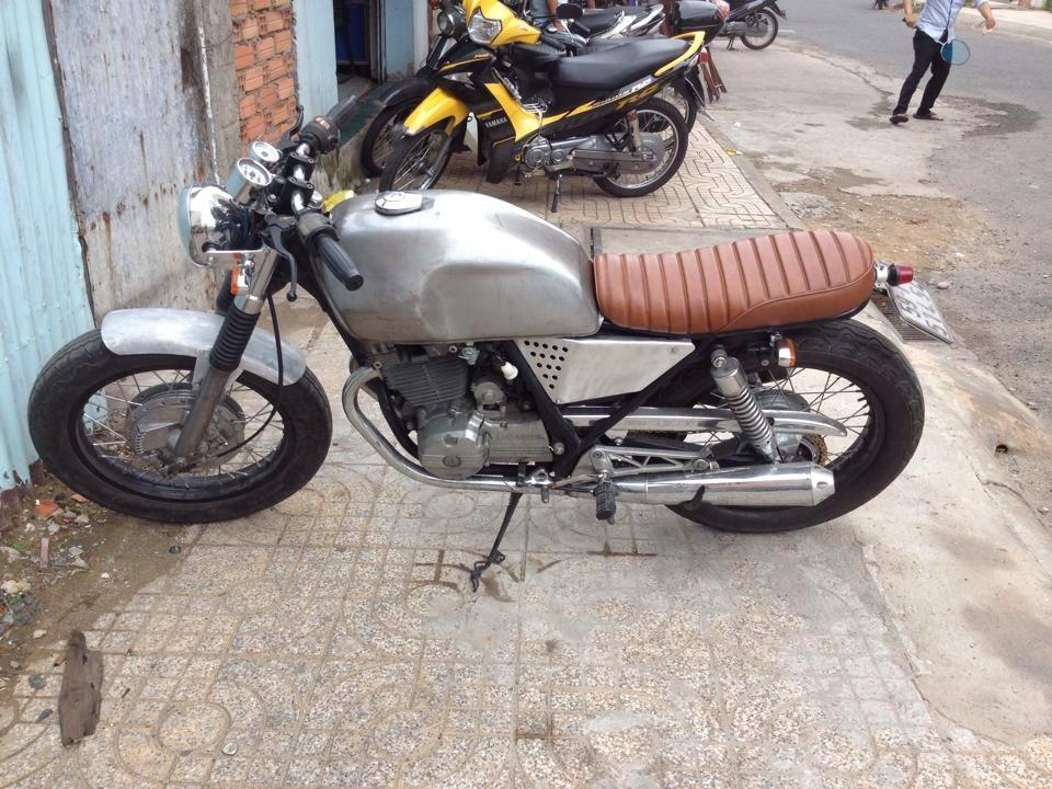Chiec xe la Clubman date 8x don thanh cafe racer - 8
