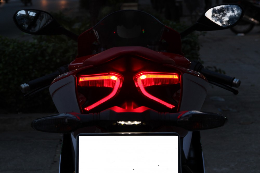 Ducati 899 Panigale Decal4Bike Corsa - 13