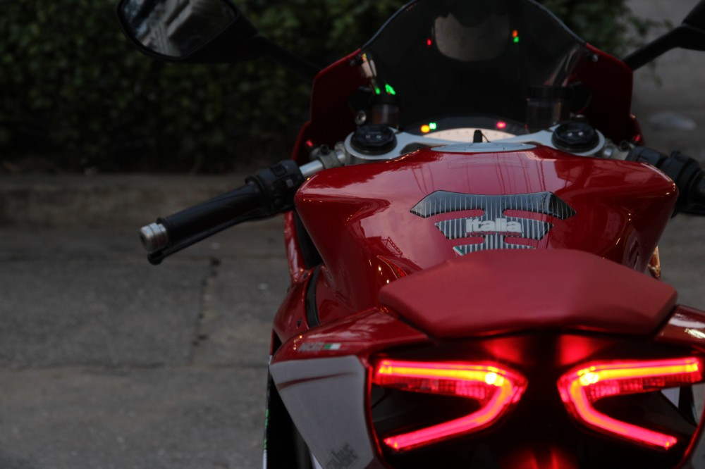 Ducati 899 Panigale Decal4Bike Corsa - 14