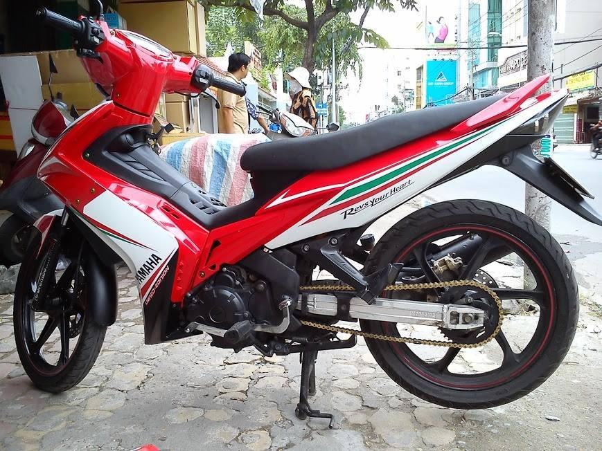Exciter do theo phong cach Ducati - 5