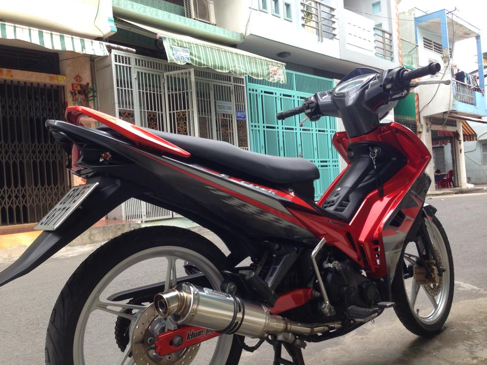 Exciter kieng nhe theo phong cach manh me - 4