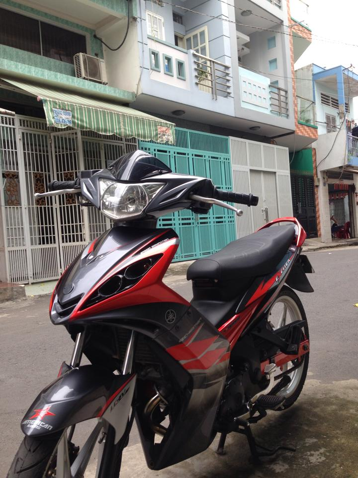 Exciter kieng nhe theo phong cach manh me - 8