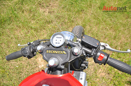 Honda GL400 do Cafe Racer ham ho - 11