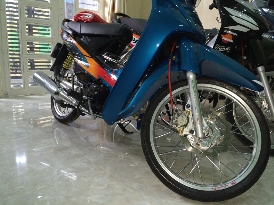 Honda Wave 110 cung it do choi - 5