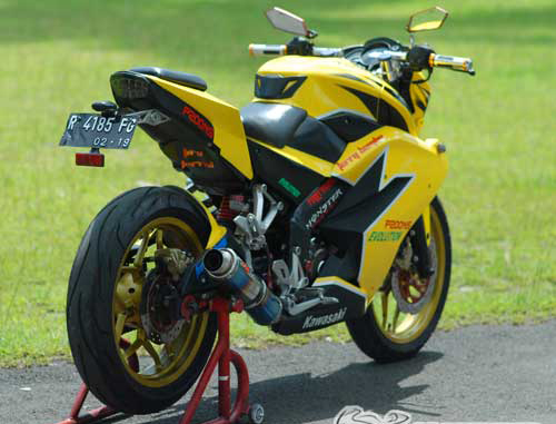 Pulsar 200NS do phong cach streetfighter co nho - 4