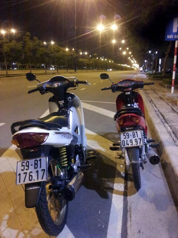 Tap hop hinh anh Wave Dream do truoc dai hoi vo lam - 17
