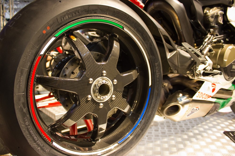 Ducati 1199 Panigale Power Seal Racing Team - 5