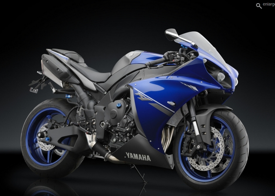 Yamaha R1 full option tu Rizoma