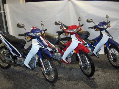 Yamaha Z125 fake cua China - 6
