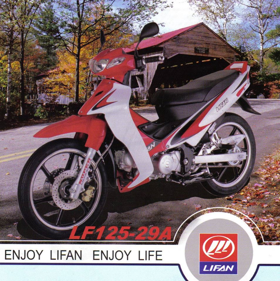 Yamaha Z125 fake cua China - 8