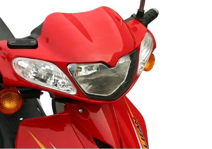 Yamaha Z125 fake cua China - 2