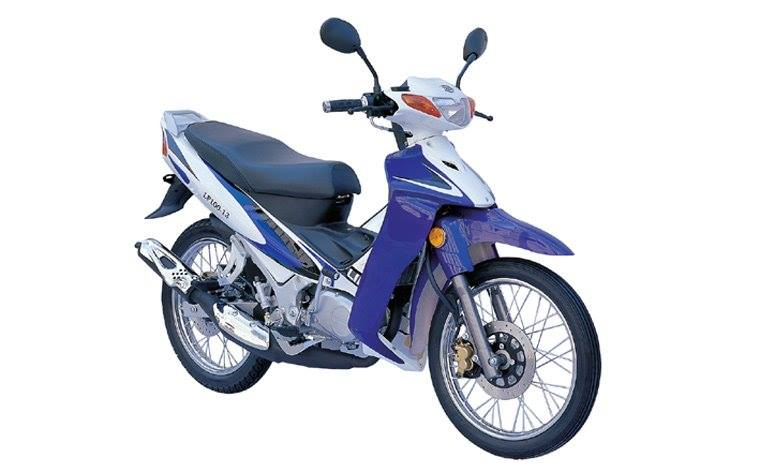 Yamaha Z125 fake cua China - 5