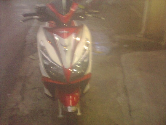 ban air blade 125 2014 trang do denodo 2400km gia 37tr fix - 3