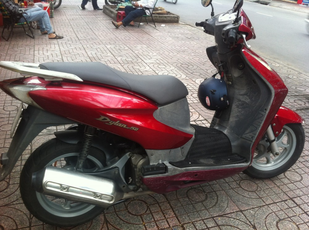 Ban Xe Dyland 150 cc