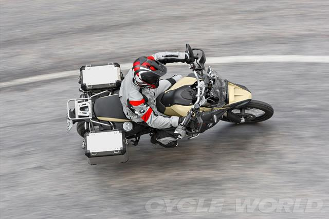BMW F800GS 2014 xung dang voi ten goi Adventure - 4