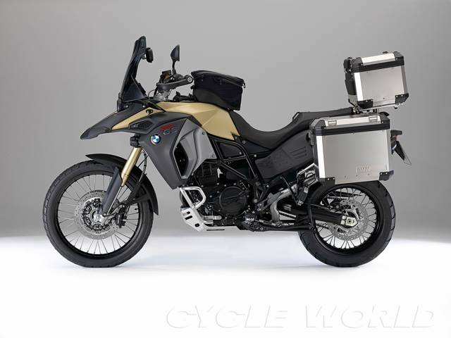 BMW F800GS 2014 xung dang voi ten goi Adventure - 6