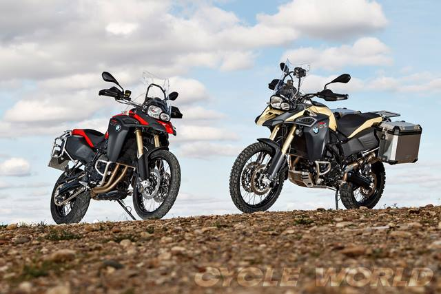 BMW F800GS 2014 xung dang voi ten goi Adventure - 7