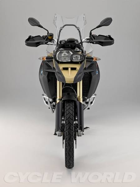 BMW F800GS 2014 xung dang voi ten goi Adventure - 9